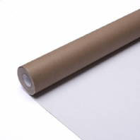Brown Premier Display Paper Roll 15 Metre x 1218mm Super Wide